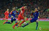 Chùm ảnh: Bale nhảy múa điên cuồng mừng Xứ Wales dự VCK EURO 2016