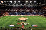 Chùm ảnh: Van Persie phản lưới nhà, sao Hà Lan ngơ ngác mất vé EURO 2016