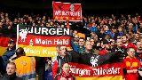 NHM Liverpool nồng nhiệt chào đón Jurgen Klopp