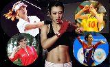 Chùm ảnh: 10 nữ VĐV sắc nước hương trời của làng thể thao Việt
