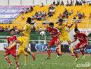 Chùm ảnh: Vắng Duy Mạnh, U21 Hà Nội T&T vẫn vùi dập Bình Định 3-0
