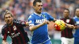 Chùm ảnh: AC Milan nhọc nhằn kiếm 3 điểm trước 10 người Sassuolo