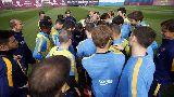 Chùm ảnh: Sao Barcelona ung dung trước chuyến làm khách trên sân đội bóng vô danh