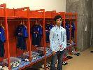 Chùm ảnh: Chùm ảnh: Công Phượng đến xem giò đồng đội tại Nhật