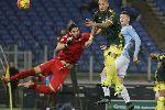 Chùm ảnh: Người hùng và tội đồ trong trận đấu giữa Lazio vs Milan
