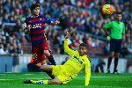 Chùm ảnh: Bùng nổ trong hiệp hai, Neymar và Suarez bắn hạ tàu ngầm vàng Villarreal