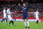 """Vắng Benzema, Ronaldo """"tàng hình"""", Real thua trận đầu tiên tại la Liga"""