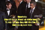 Chùm ảnh: Ảnh chế: Phim mới của Ronaldo ế vì... clip sex của Valbuena