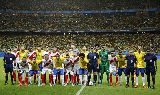 Chùm ảnh: Neymar vô hại trong ngày Brazil thắng