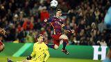 Chùm ảnh: Messi lập cú đúp trong lần đầu tiên trở lại sau chấn thương