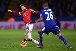 Rooney ngao ngán nhìn Jamie Vardy đi vào lịch sử Premier League