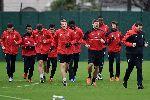 Chùm ảnh: Klopp ân cần chỉ bảo Gerrard trước trận Southampton – Liverpool