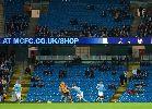 Chùm ảnh: Sân Etihad vắng khán giả ngày Man City đại thắng Hull