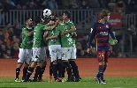 Chùm ảnh: Sao trẻ Sandro Ramirez lập hat-trick trước đội bóng công nhân, bác sĩ,...