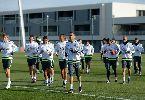 Chùm ảnh: Ronaldo so kè khả năng ghi bàn với Bale trước trận gặp Getafe