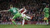 Chùm ảnh: Phản lưới nhà rồi lập công chuộc tội, Giroud giúp Arsenal vượt mặt thành Manchester