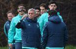 Chùm ảnh: Chelsea sẵn sàng cho trận quyết chiến với Porto