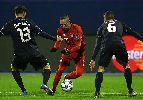 Chùm ảnh: Lewandowski rực sáng trong trận thắng thứ 100 của Guardiola