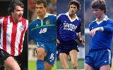 Chùm ảnh: BXH 19 HLV Premier League khi là cầu thủ (phần 1): Không có chỗ cho HLV M.U, Arsenal và Chelsea