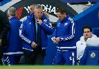 Chùm ảnh: Oscar 'đá bay' nỗ lực của Costa, Hiddink không có quà