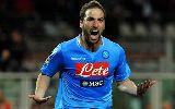 Chùm ảnh: 5 tay săn bàn hàng đầu Serie A nửa đầu mùa 2015/16