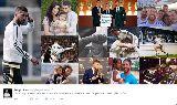 Chùm ảnh: Điểm tin hậu trường 01/01: Sergio Ramos