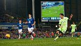 Chùm ảnh: Aguero thảng thốt nhìn Lukaku tỏa sáng