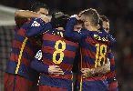 Chùm ảnh: Messi rực sáng nhấn chìm Espanyol