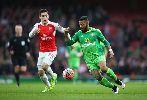 Chùm ảnh: Arsenal ngược dòng ngoạn mục vào vòng 4 cúp FA