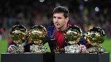 Chùm ảnh: Messi, Ronaldo & những cầu thủ được đề cử Quả bóng vàng nhiều nhất