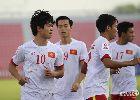 Chùm ảnh: Công Phượng bị phong tỏa, U23 Việt Nam trắng tay trước U23 Úc