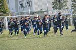 """Chùm ảnh: Yokohama FC """"đóng băng"""" trong những ngày vắng Tuấn Anh"""
