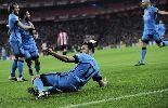 Chùm ảnh: Vắng Messi & Suarez, Neymar vẫn đủ sức