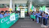"""Chùm ảnh: Tuấn Anh cùng """"đội quân Ninja"""" Yokohama FC đổ bộ xuống Pleiku"""