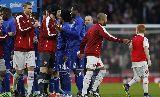 Chùm ảnh: Chùm ảnh: Ác mộng Costa lại khiến Arsenal ôm hận trước Chelsea
