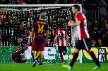 Chùm ảnh: Suarez, Neymar đưa Barcelona vào bán kết Cúp nhà vua