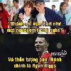 Chùm ảnh: Ảnh chế: MC Trấn Thành là fan ruột của Ryan Giggs, HLV Wenger