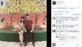 Chùm ảnh: Muôn vẻ đón xuân của cầu thủ Việt