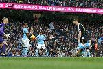 Chùm ảnh: Chùm ảnh: Mahrez dạy Man City bài học về hiệu quả, Leicester tiến một bước đến ngôi vương