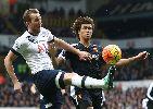 Chùm ảnh: Thắng tối thiểu Watford, Tottenham lên ngôi nhì Premier League