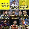 Chùm ảnh: Ảnh chế: Falcao thi triển thuật tàng hình trên bàn nhậu, LORD Bendtner gửi lời chúc Tết