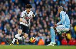 Chùm ảnh: Chùm ảnh: Sterling, Toure giúp Manchester City trắng tay ngay tại Etihad