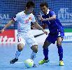 Chùm ảnh: Tuyển futsal Việt Nam lại thua Thái Lan ở phút cuối