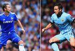 Chùm ảnh: 5 cầu thủ danh tiếng từng chơi cho cả Chelsea lẫn Man City