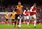 Chùm ảnh: Hàng công bất lực, Arsenal không thể khuất phục đội bóng hạng dưới