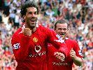 Chùm ảnh: Những đối tác của Wayne Rooney: Cristiano Ronaldo là nhất