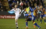 Chùm ảnh: Van Gaal suýt gặp họa lớn trong ngày M.U lọt vào tứ kết cúp FA