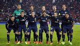 Chùm ảnh: HLV Simeone giang tay bất lực nhìn Atletico bị 10 người PSV cầm hòa