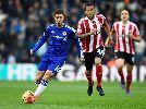 Chùm ảnh: Chùm ảnh: Fabregas và Ivanovic thay nhau lập công, Chelsea ngược dòng kịch tính