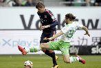 Chùm ảnh: Coman & Lewandowski thay nhau